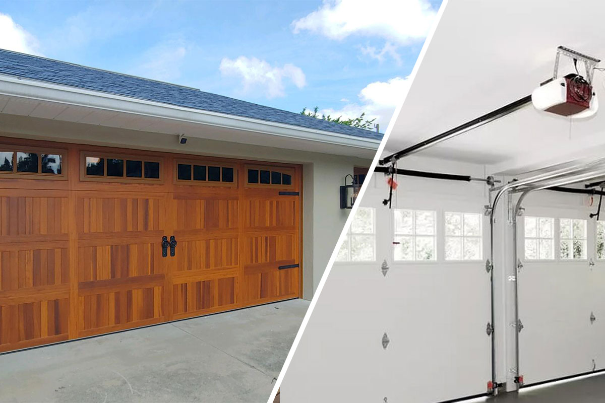 Best Garage door installation and service in Tampa
