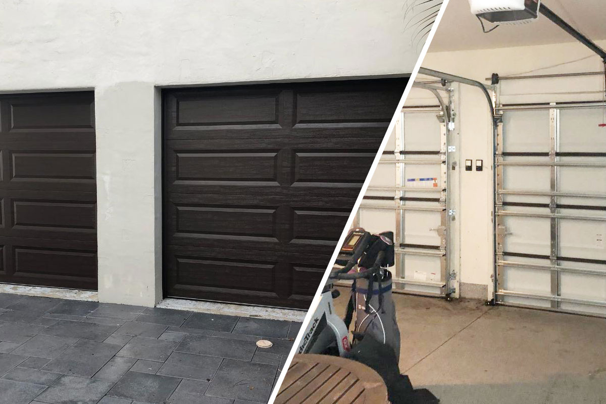 Garage Door Sales and Installation in Sarasota