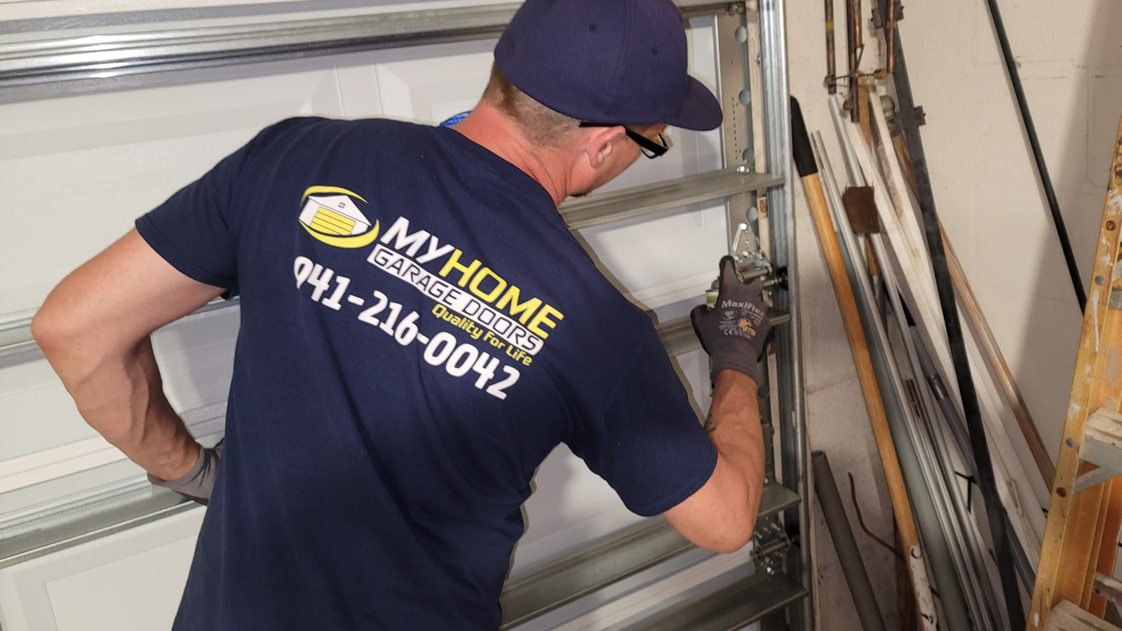 MyHome Garage Doors services and installations