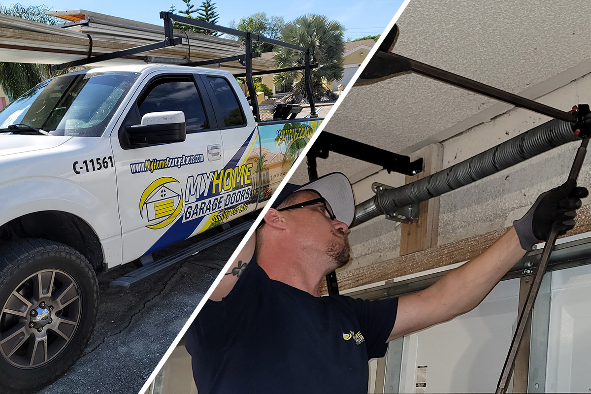 garage door repair company in tampa
