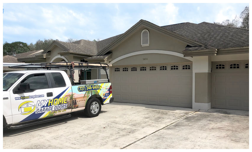 Garage Door Services in Bradenton